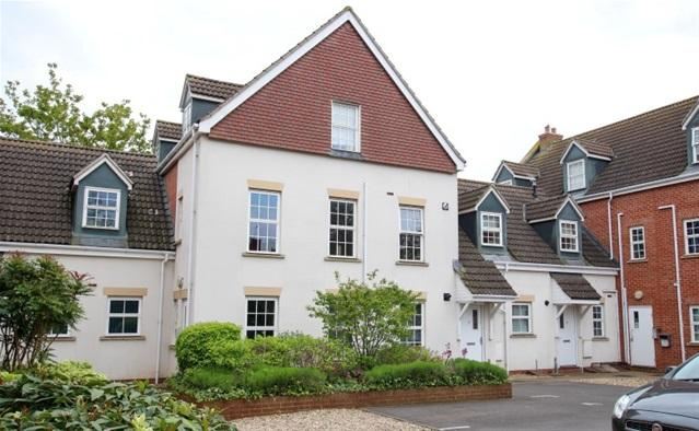 2 Bedrooms Flat for sale in Friary Wall, Bridgwater