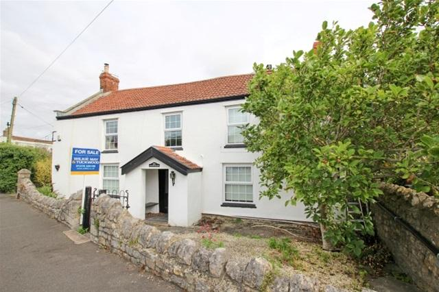 6 Bedrooms Semi Detached House for sale in Old Main Road, Pawlett, Bridgwater