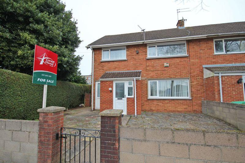 3 Bedrooms Semi Detached House for sale in Colwill Road, Llandaff North