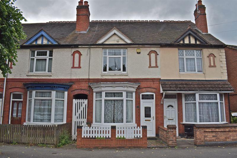 3 Bedrooms Terraced House for sale in Earls Road, Nuneaton