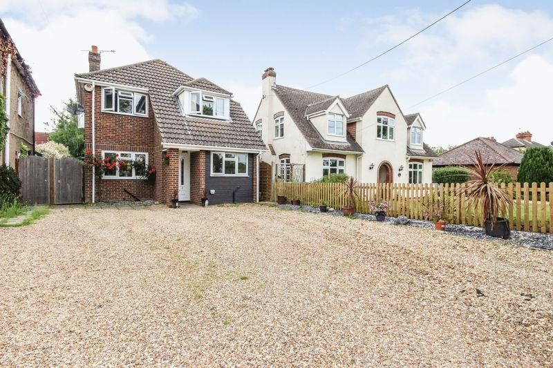4 Bedrooms Detached House for sale in Newbury Lane, Silsoe