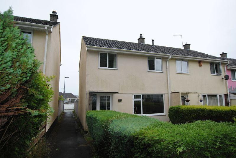 3 Bedrooms End Of Terrace House for sale in Churchill Walk, Saltash