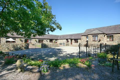 4 bedroom detached house for sale - House, six cottages and land in Star, Gaerwen, Anglesey