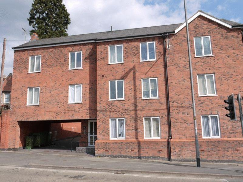 1 Bedroom Apartment Flat for sale in Bull Head Street, Wigston Magna