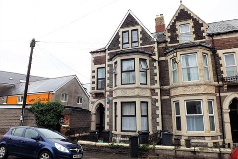 1 bedroom ground floor flat to rent - ROATH - Compact 1 Bedroom Garden Flat just off Albany Road, available unfurnished