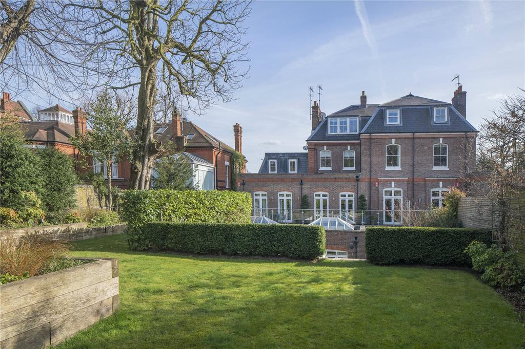6 Bedrooms Semi Detached House for sale in Arkwright Road, Hampstead, London, NW3