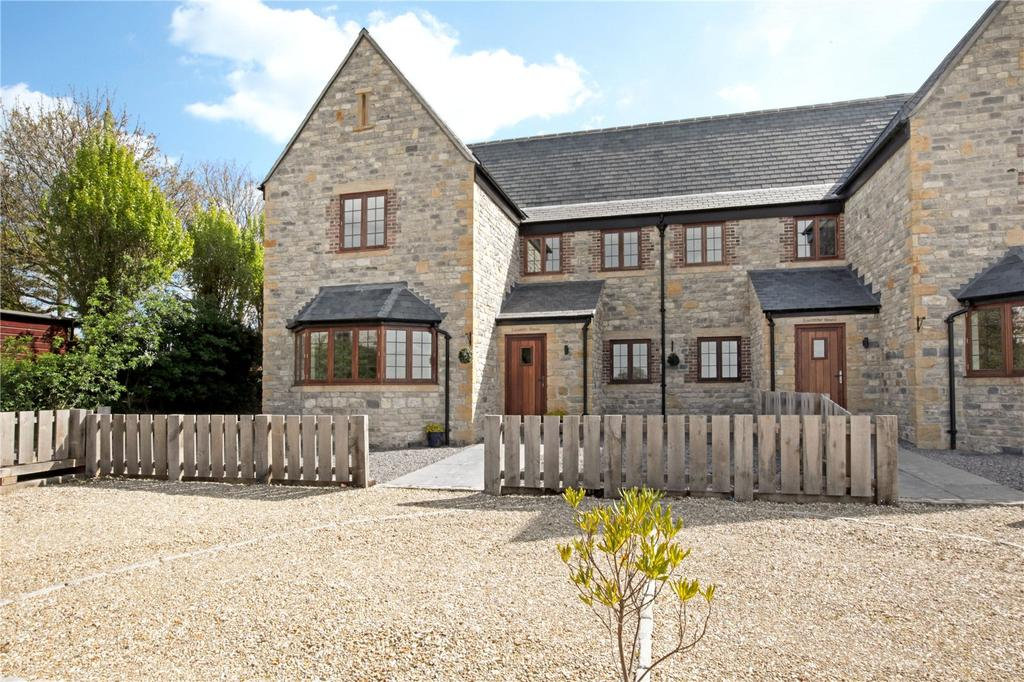 6 Bedrooms Semi Detached House for sale in Bineham Lane, Yeovilton, Yeovil, Somerset, BA22