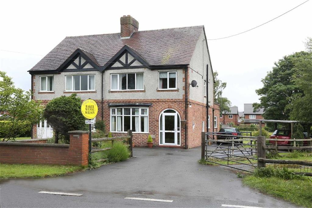 3 Bedrooms Semi Detached House for sale in Whitchurch Road, Nantwich, Cheshire