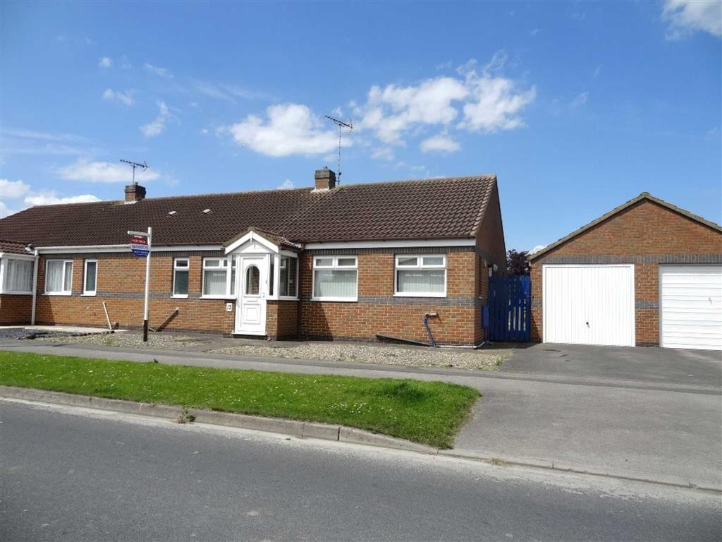 3 Bedrooms Semi Detached Bungalow for sale in New Walk, Driffield, East Yorkshire