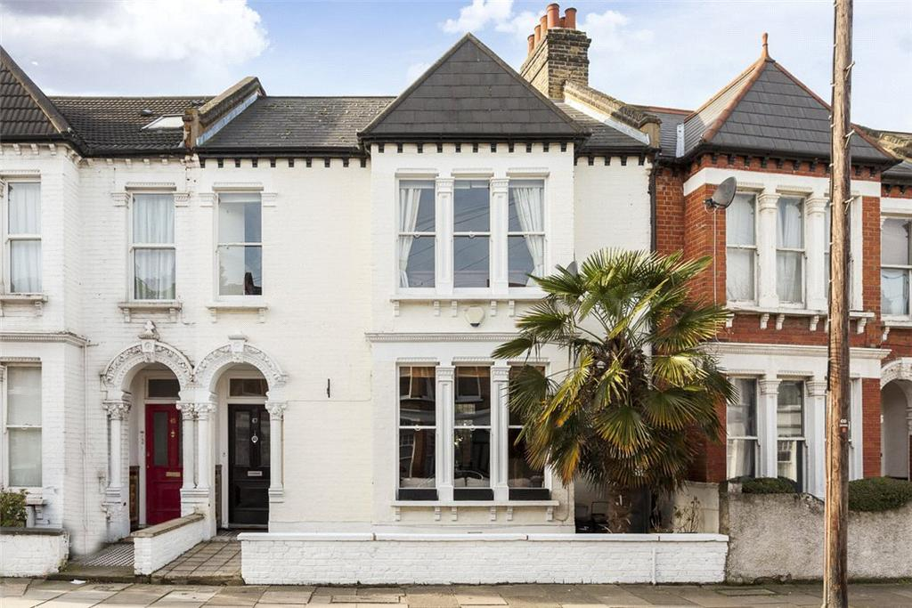 3 Bedrooms Terraced House for sale in Littlebury Road, Clapham, SW4