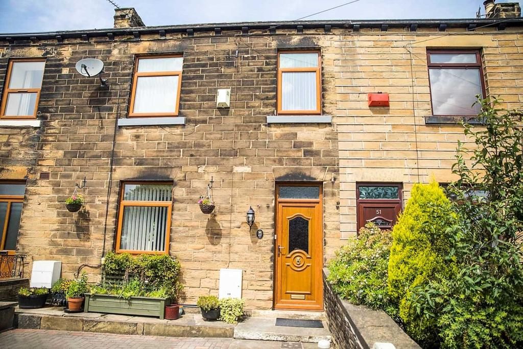 2 Bedrooms Cottage House for sale in Whitehall Road East, Birkenshaw