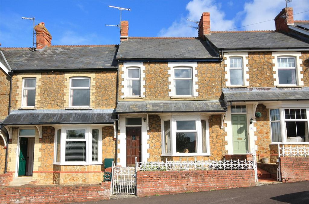 3 Bedrooms House for sale in Hillview Terrace, Ilminster, Somerset, TA19