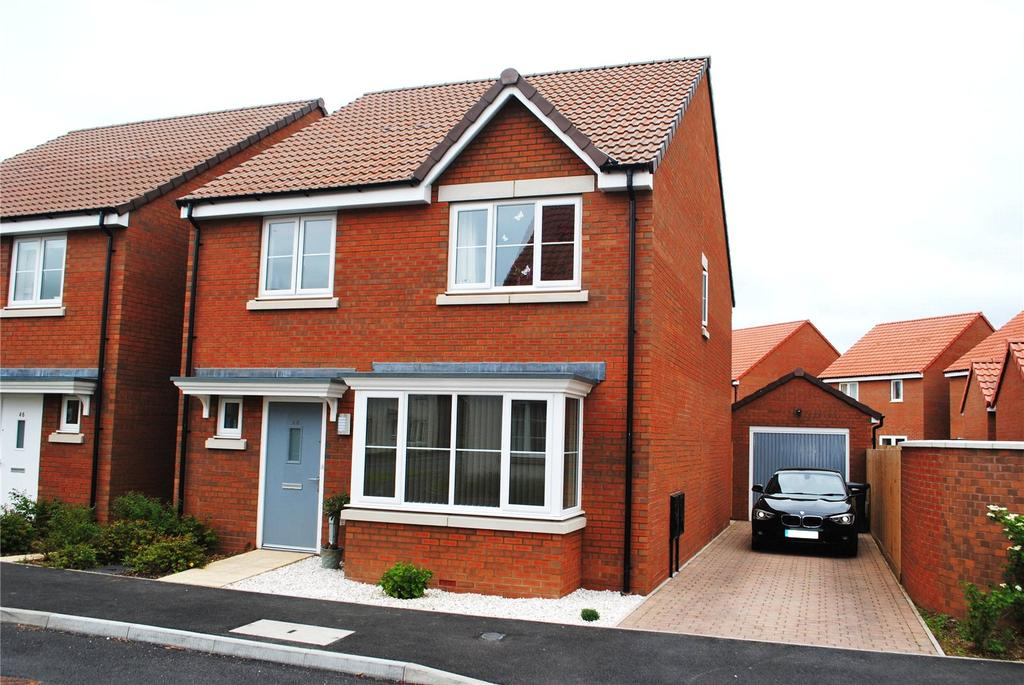 4 Bedrooms House for sale in Sweeting Close, Creech St. Michael, Taunton, Somerset, TA3