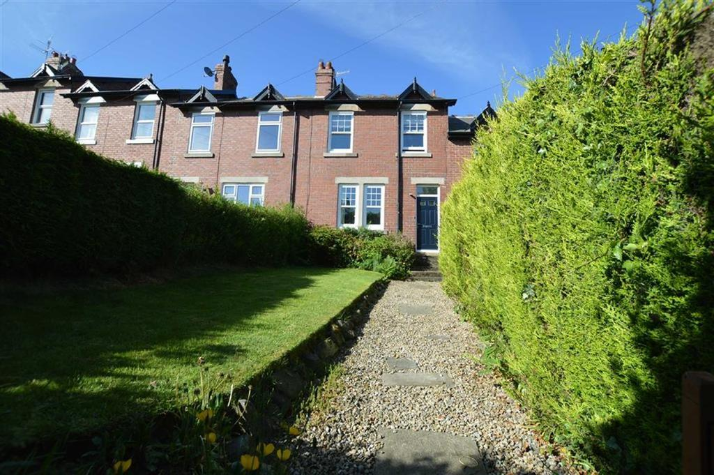 3 Bedrooms Terraced House for sale in Stocksfield