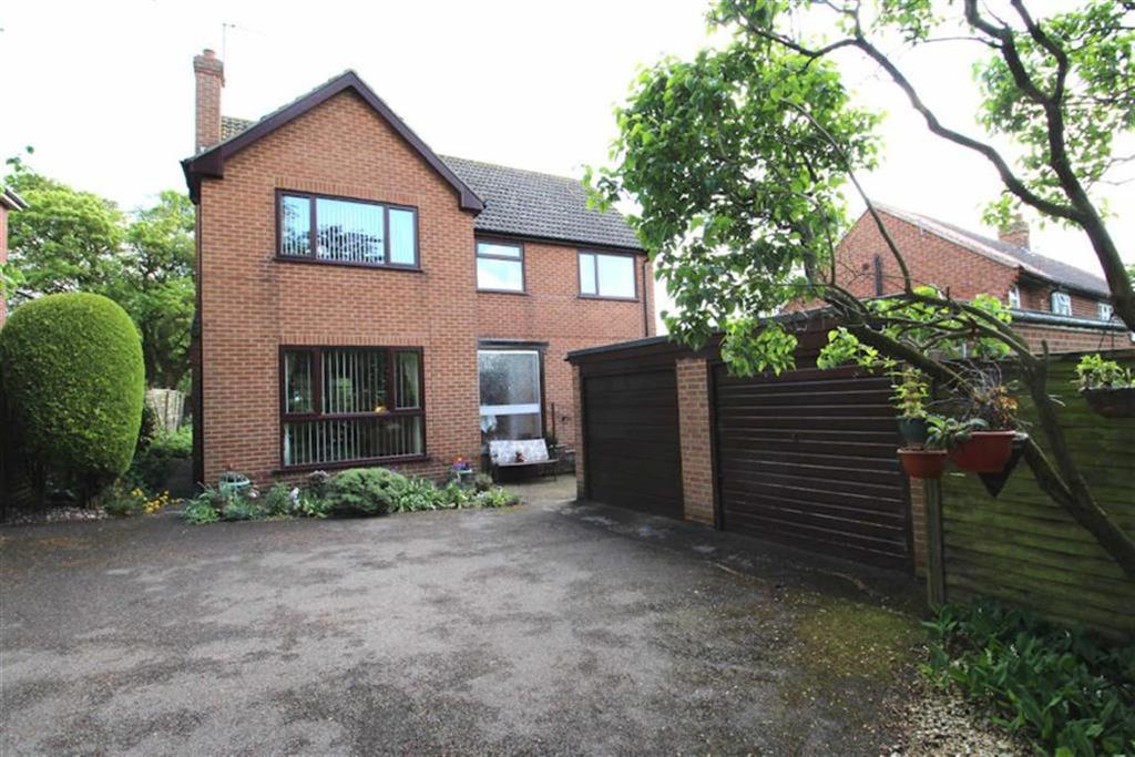 4 Bedrooms Detached House for sale in Well Lane, Tibthorpe, East Yorkshire