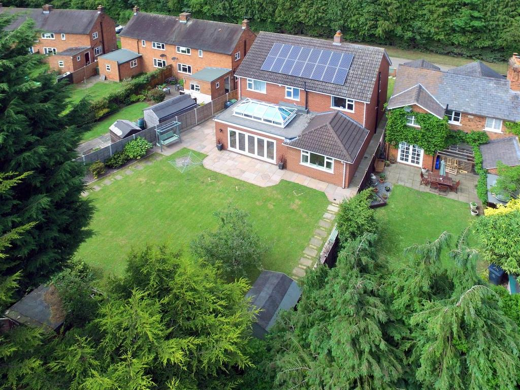 5 Bedrooms Detached House for sale in 21 Grange Lane, Condover, Shrewsbury, SY5 7BE