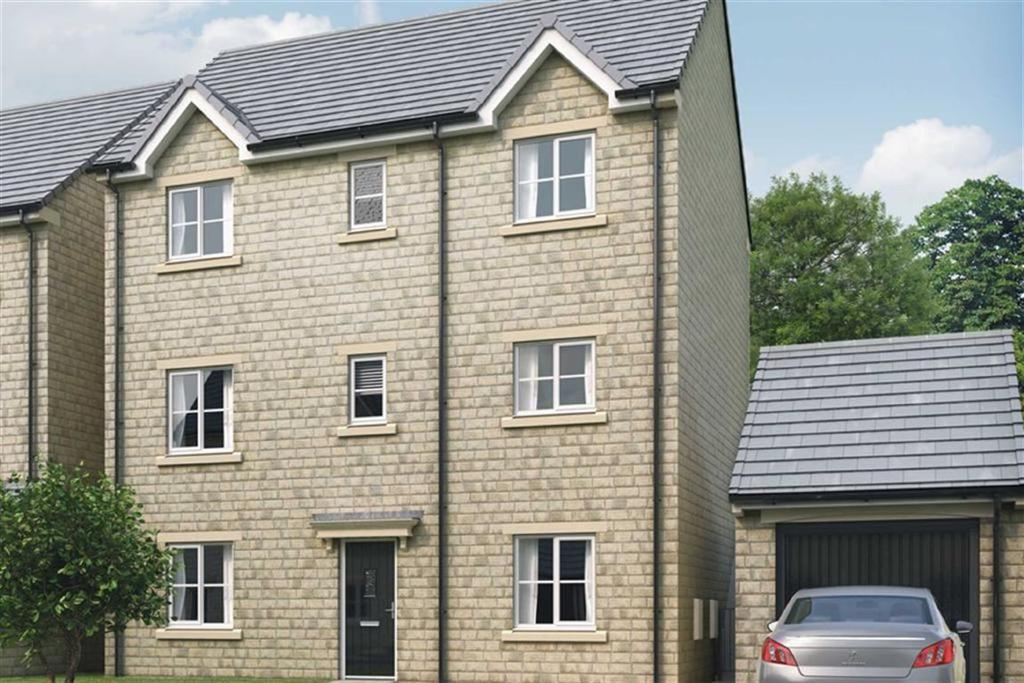 5 Bedrooms Detached House for sale in The Thwaite, Lindley, Huddersfield, HD3