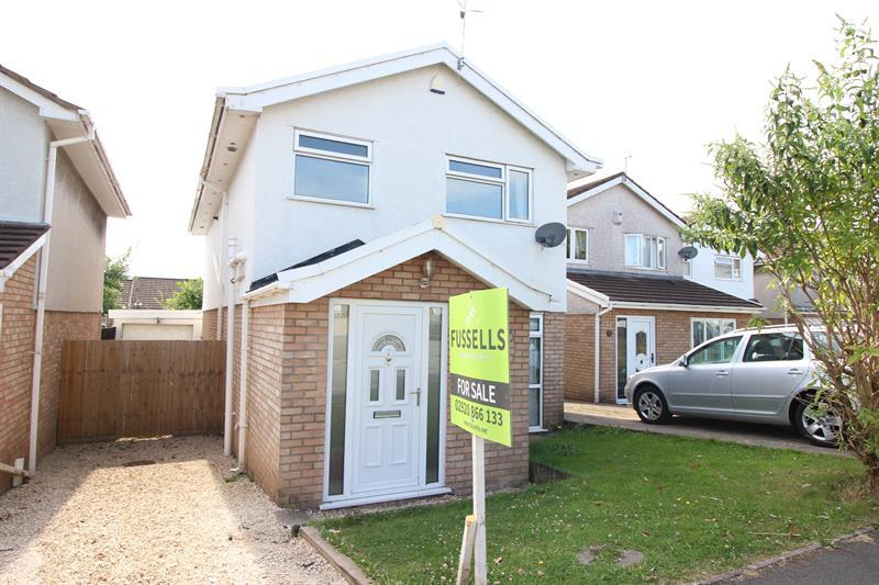 4 Bedrooms Detached House for sale in Bryn Rhedyn, Caerphilly