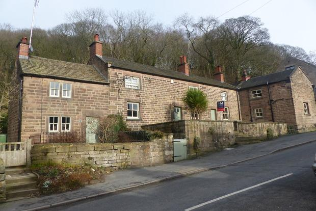 7 Bedrooms Cottage House for sale in Main Road, Whatstandwell, Matlock, DE4