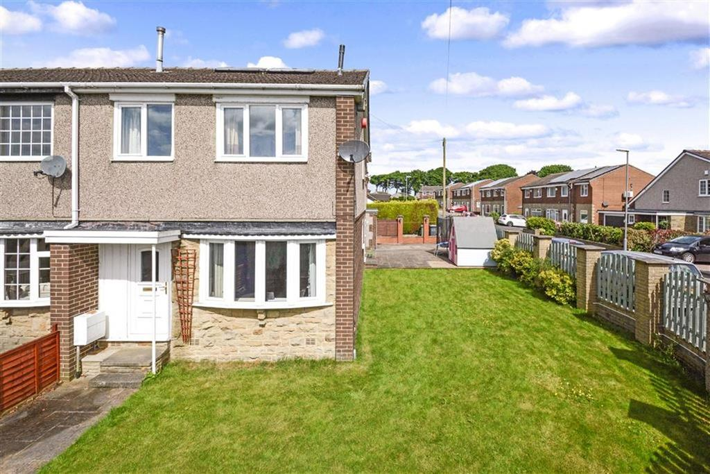 4 Bedrooms End Of Terrace House for sale in Hill Grove, Salendine Nook, Huddersfield, HD3