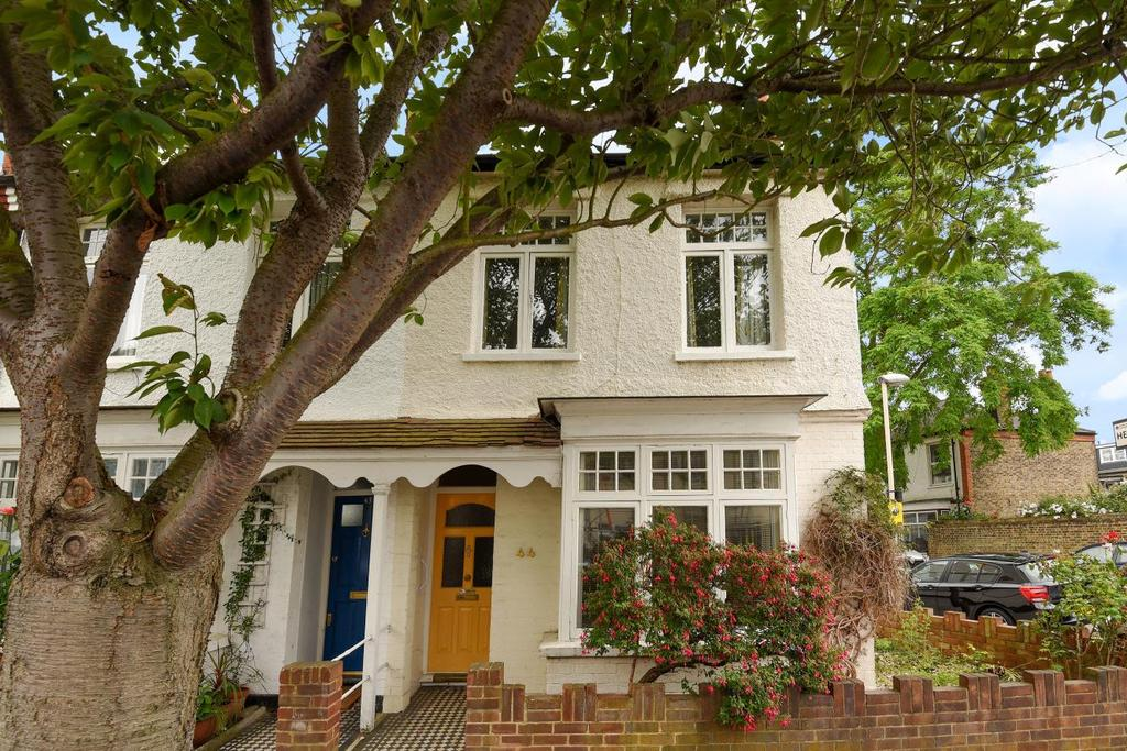2 Bedrooms Terraced House for sale in Magnolia Road, Chiswick, W4