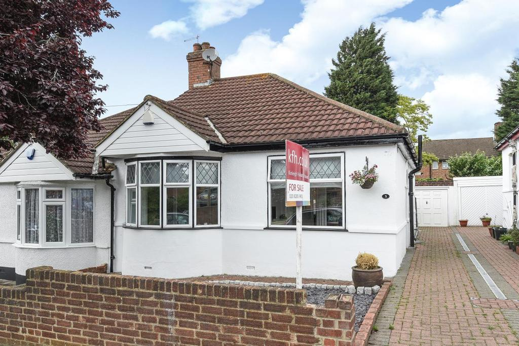 2 Bedrooms Bungalow for sale in Mainridge Road, Chislehurst, BR7