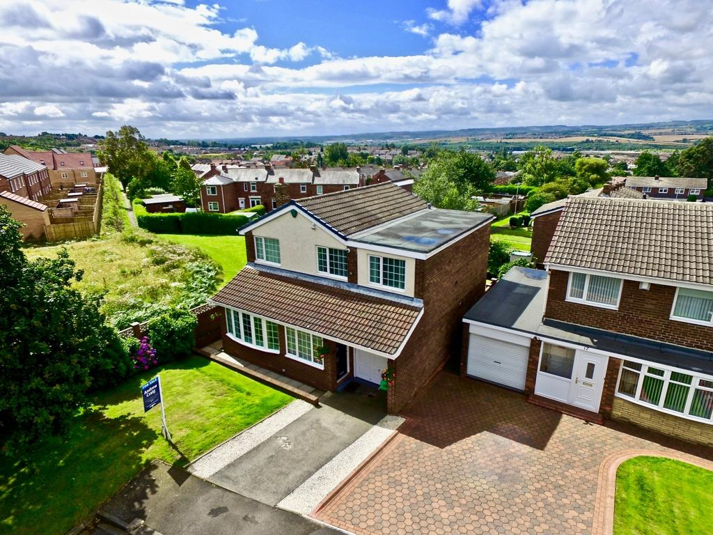 4 Bedrooms Detached House for sale in Crathie, Birtley