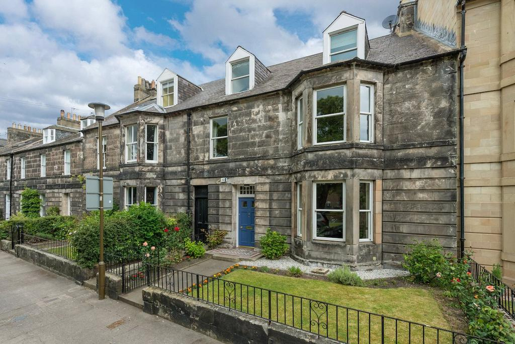 6 Bedrooms Terraced House for sale in Struan Lodge, Eskside West, Musselburgh, East Lothian