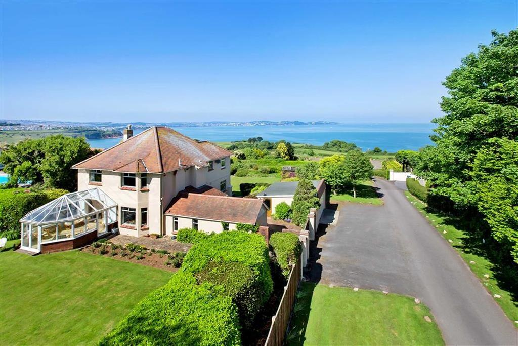 4 Bedrooms Detached House for sale in Bascombe Road, Churston Ferrers, Brixham, Devon, TQ5