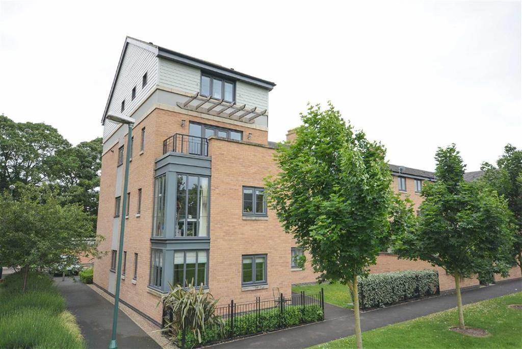 3 Bedrooms Duplex Flat for sale in Wakefield Close, Wilford Place