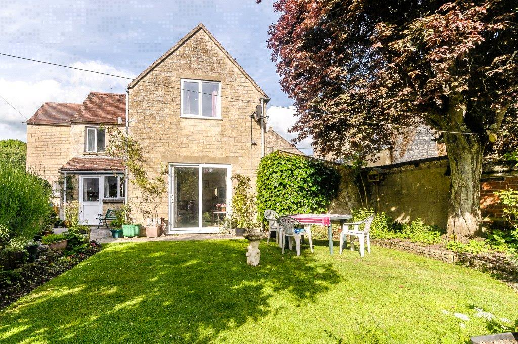 4 Bedrooms Detached House for sale in Albion Street, Stratton, Cirencester, Gloucestershire, GL7