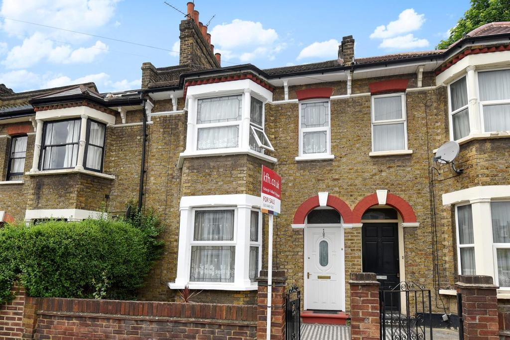 4 Bedrooms Terraced House for sale in Ermine Road, Lewisham, SE13