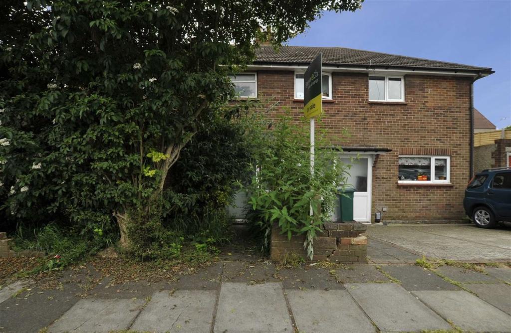3 Bedrooms Semi Detached House for sale in Jubilee Road, Portslade