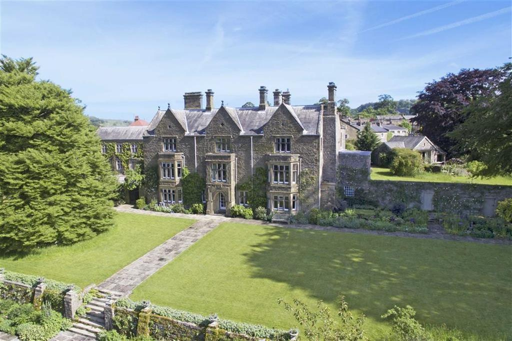 10 Bedrooms Country House Character Property for sale in Langcliffe, Settle, North Yorkshire