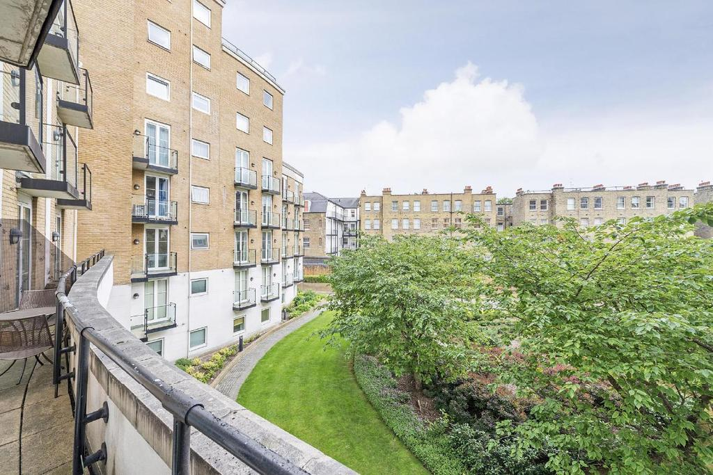 2 Bedrooms Flat for sale in Palgrave Gardens, Marylebone, NW1