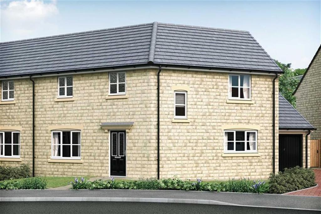 3 Bedrooms Detached House for sale in Lindley Park, Lindley, Huddersfield, HD3