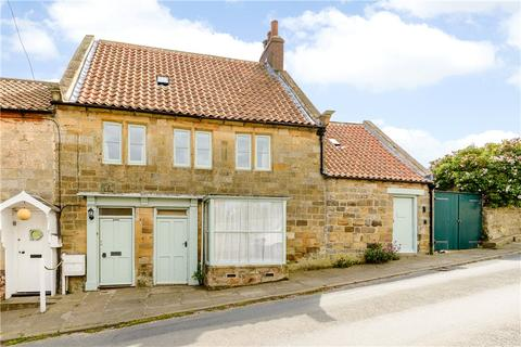 3 bedroom end of terrace house for sale - Thorpe Green Bank, Fylingthorpe, Whitby, North Yorkshire, YO22