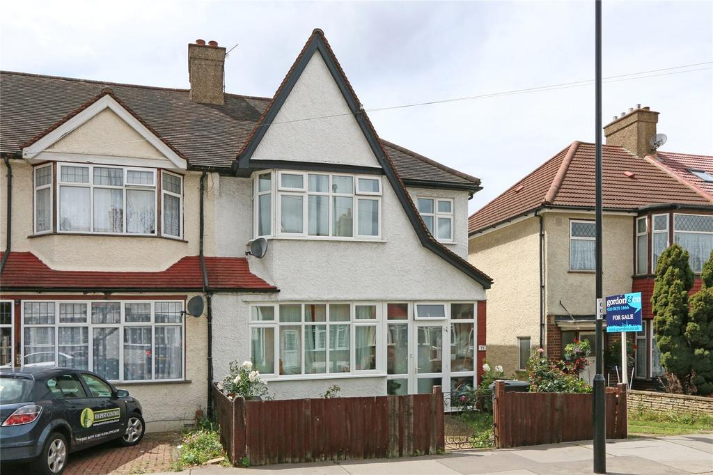 3 Bedrooms End Of Terrace House for sale in Darcy Road, Norbury, SW16