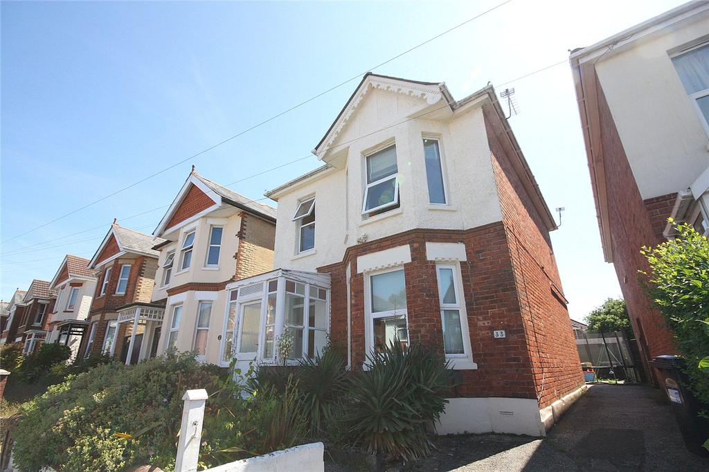 2 Bedrooms Flat for sale in Frederica Road, Bournemouth, Dorset, BH9