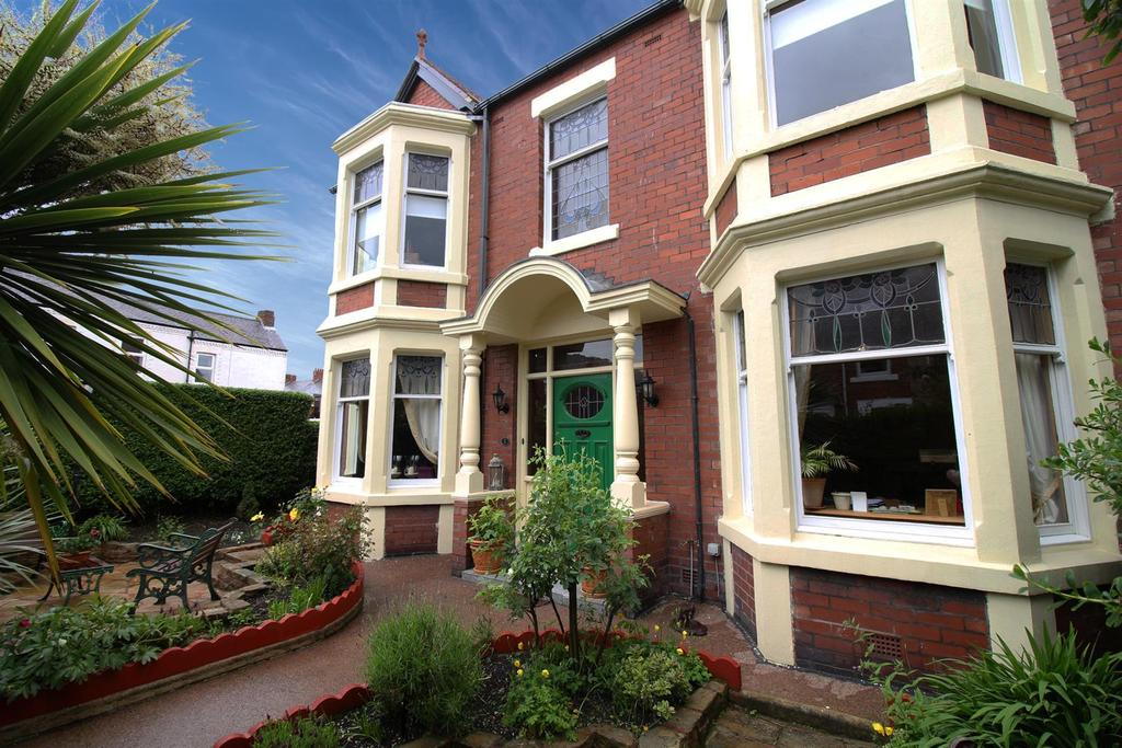 4 Bedrooms House for sale in Lish Avenue, Whitley Bay