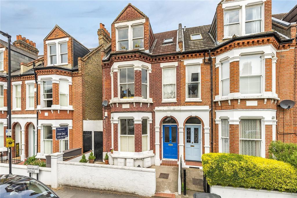 1 Bedroom Flat for sale in Fawnbrake Avenue, London, SE24
