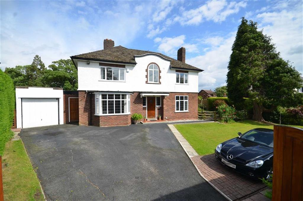 4 Bedrooms Detached House for sale in Welsh Road, Little Sutton, CH66