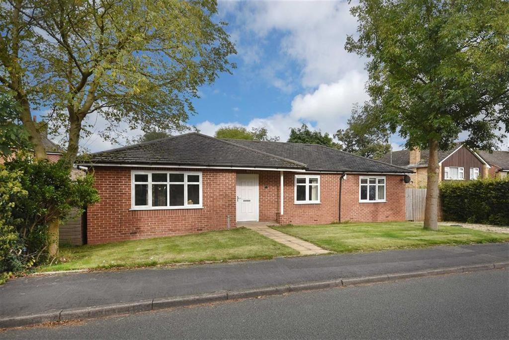 3 Bedrooms Detached Bungalow for sale in 1a, Highlands Road, High Town, Bridgnorth, Shropshire, WV16