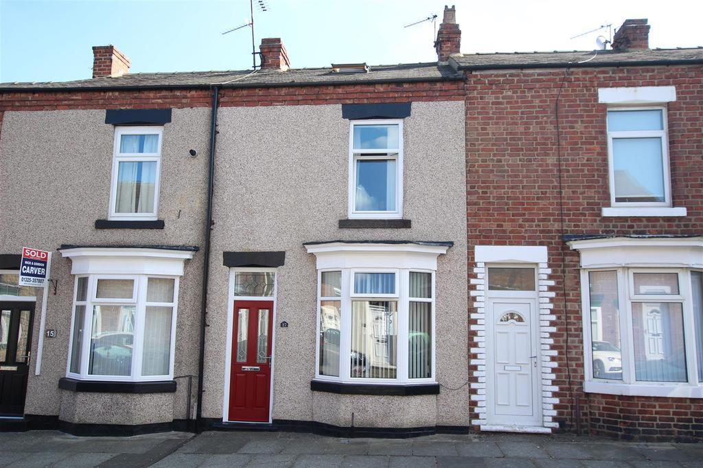 3 Bedrooms Terraced House for sale in Coronation Street, Darlington