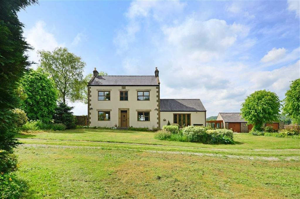4 Bedrooms Detached House for sale in Dale Head House, Foolow, Nr Eyam, Hope Valley, Derbyshire, S32