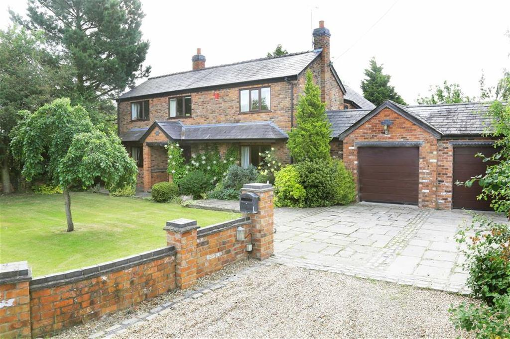 4 Bedrooms Detached House for sale in Stoneley Road, Crewe, Cheshire