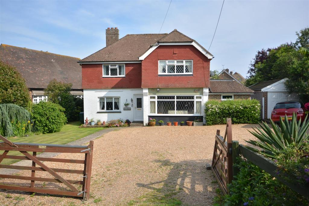 4 Bedrooms Detached House for sale in Pett Level Road, Fairlight, Hastings
