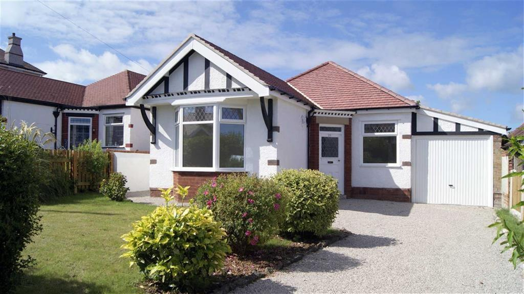 2 Bedrooms Detached Bungalow for sale in Princess Avenue, Rhos On Sea, Colwyn Bay
