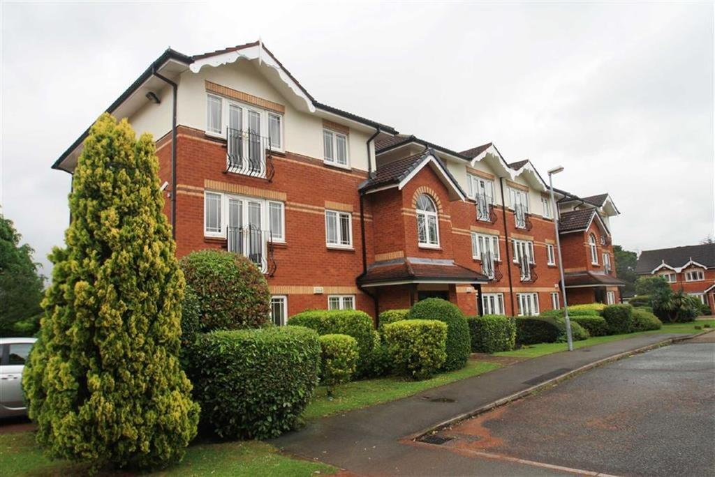 2 Bedrooms Apartment Flat for sale in Barford Drive, Wilmslow