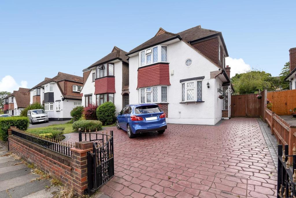 4 Bedrooms Link Detached House for sale in Exford Road, Lee, SE12